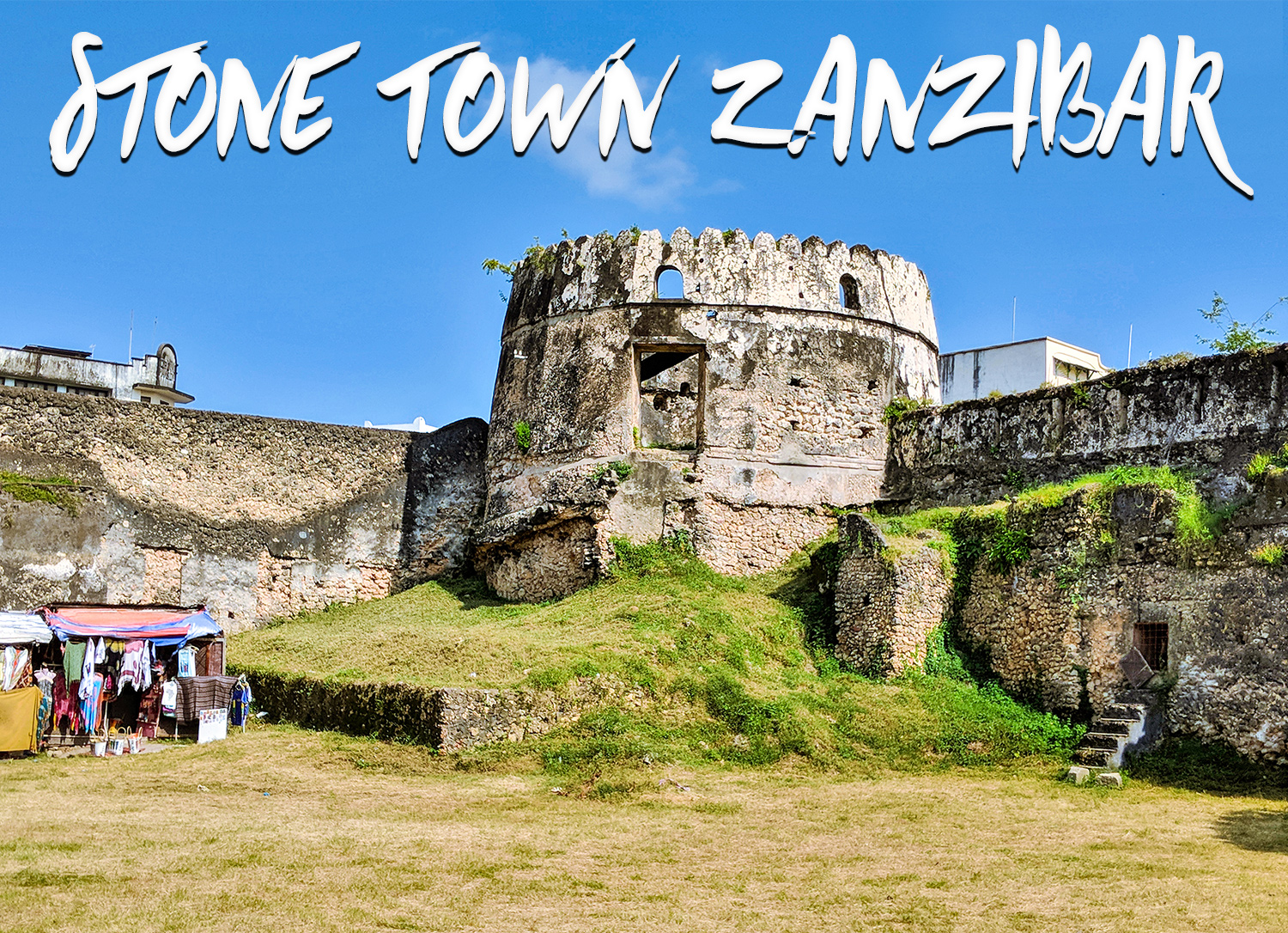 The Magic Of Stone Town Zanzibar Growing Up Without Borders