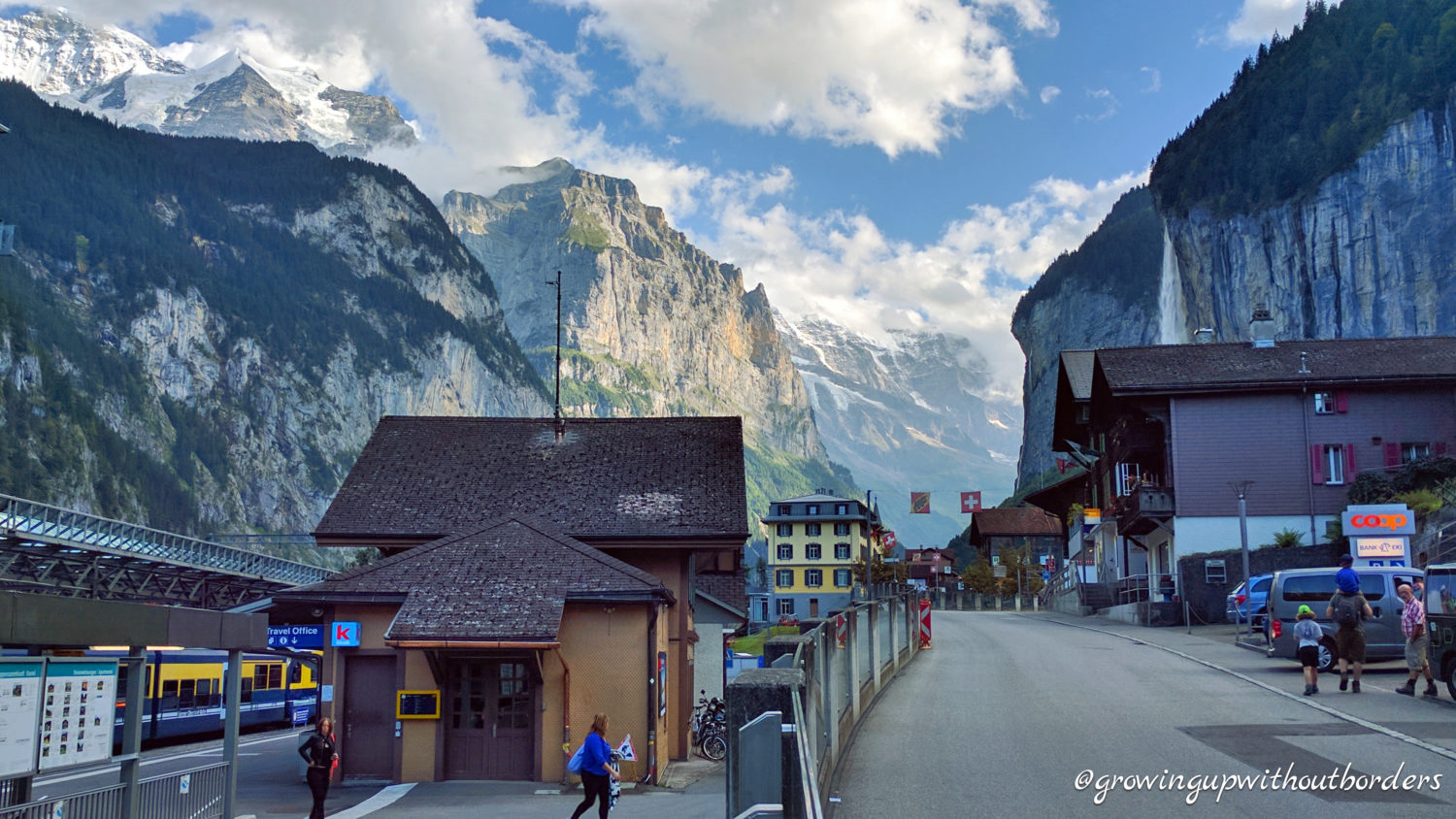 Interlaken, Lauterbrunnen, Switzerland